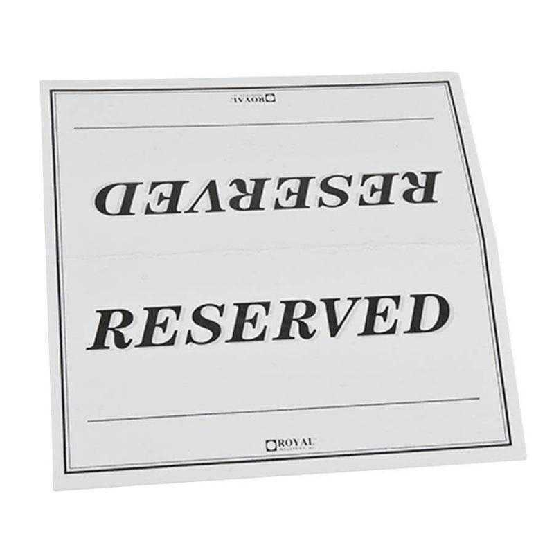 Reserved Sign Template Shatterlion info