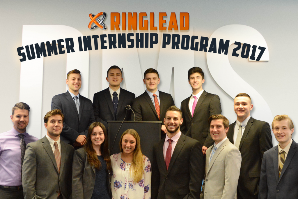 RingLead Launches Summer Internship Program RingLead