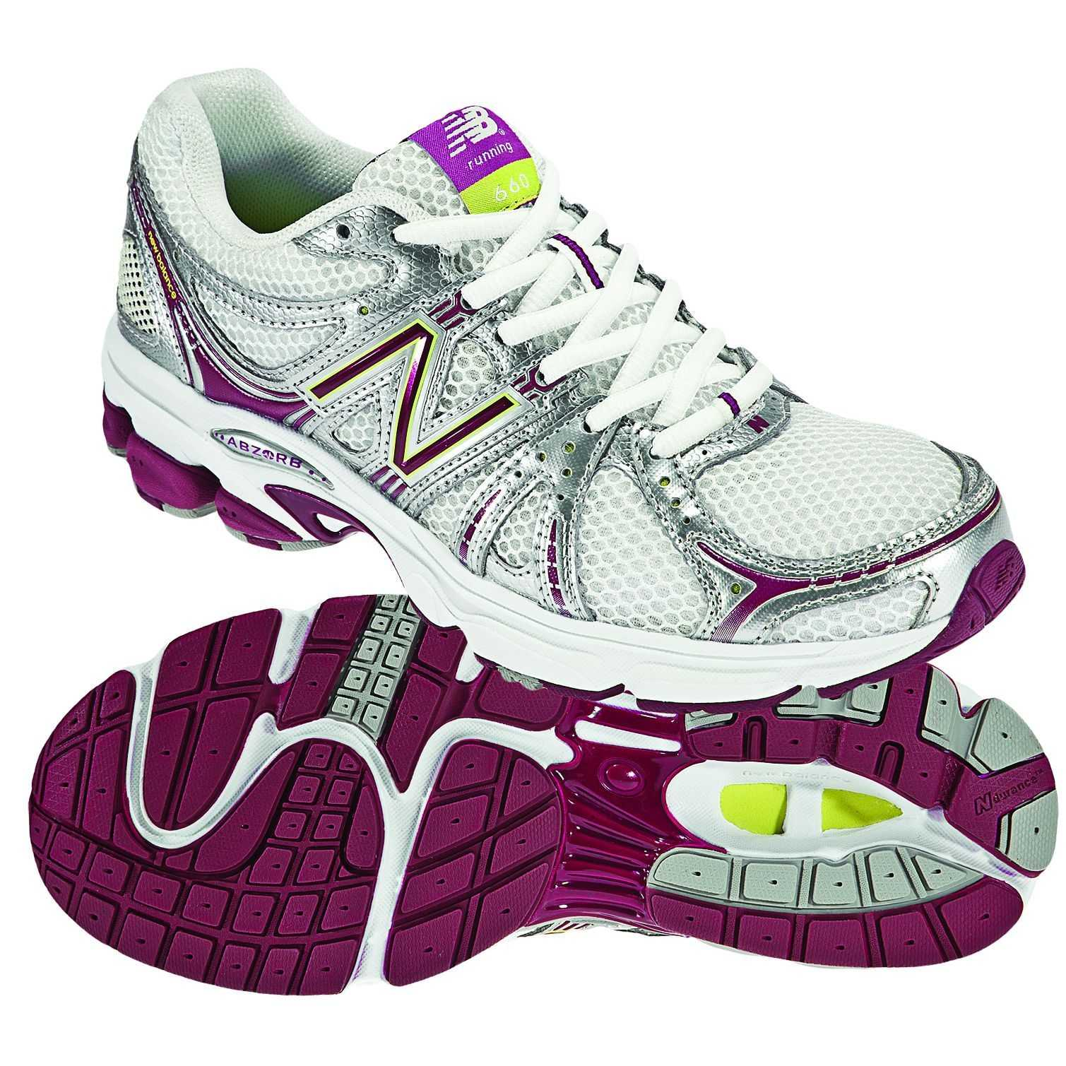 New Balance 660 Womens Running Shoes Sweatband