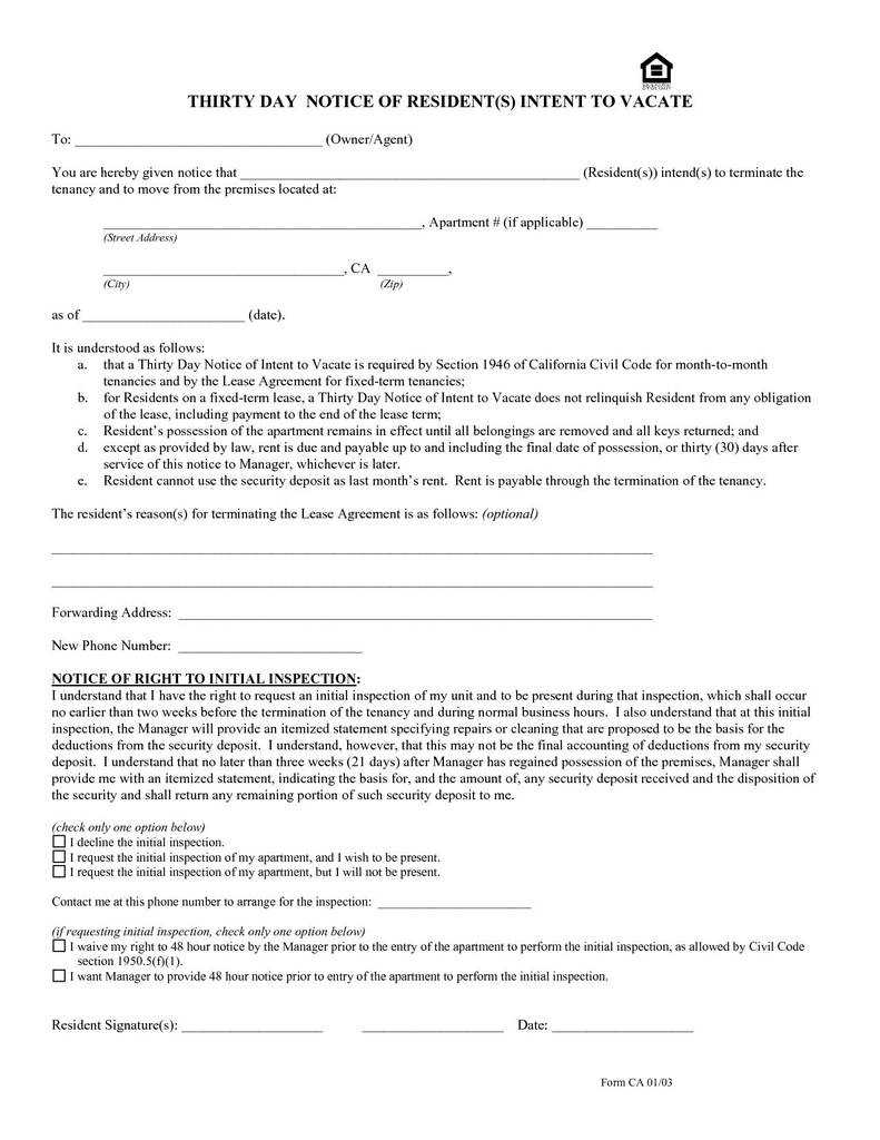 Sample Eviction Letter To Family Member World Of Reference