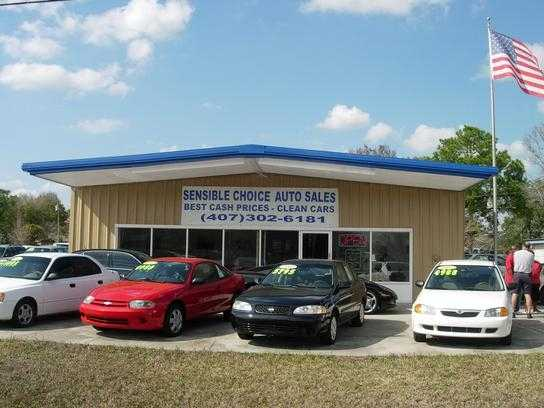 Sensible Choice Auto Sales Car Dealership In Longwood FL