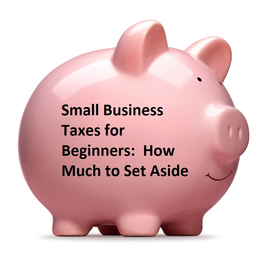 Small Business Taxes For Beginners How Much To Set Aside