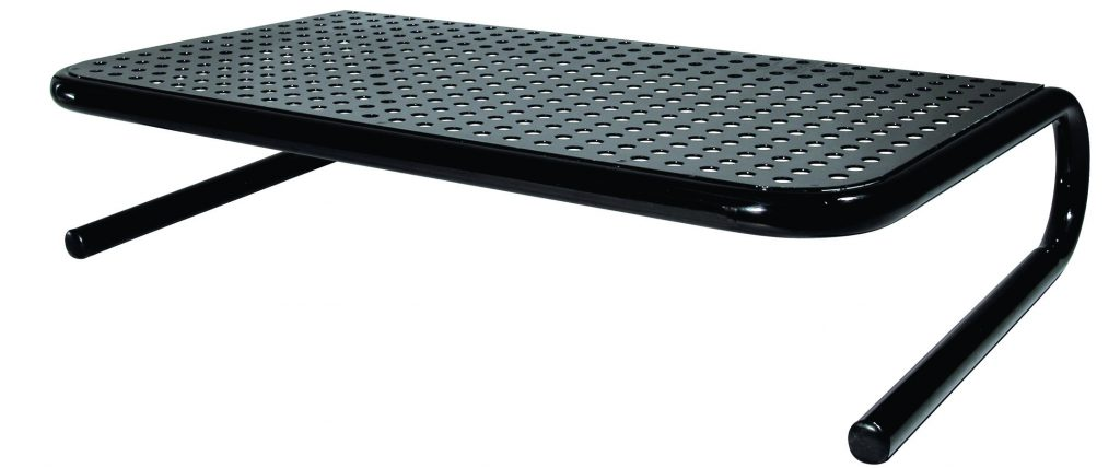 Staples Large Steel Monitor Stand EBay
