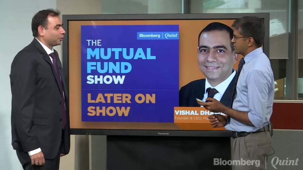 The Mutual Fund Show With Vishal Kapoor Of IDFC AMC YouTube