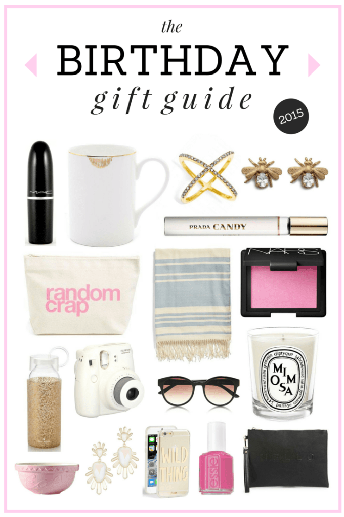 The Ultimate Birthday Gift Guide What To Get Your