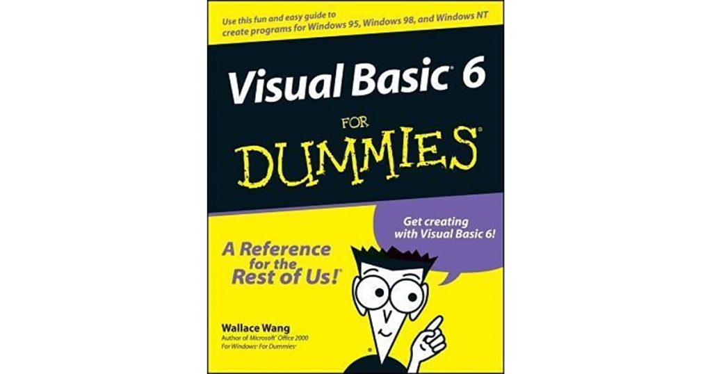 Visual Basic 6 For Dummies With Includes Sample Visual
