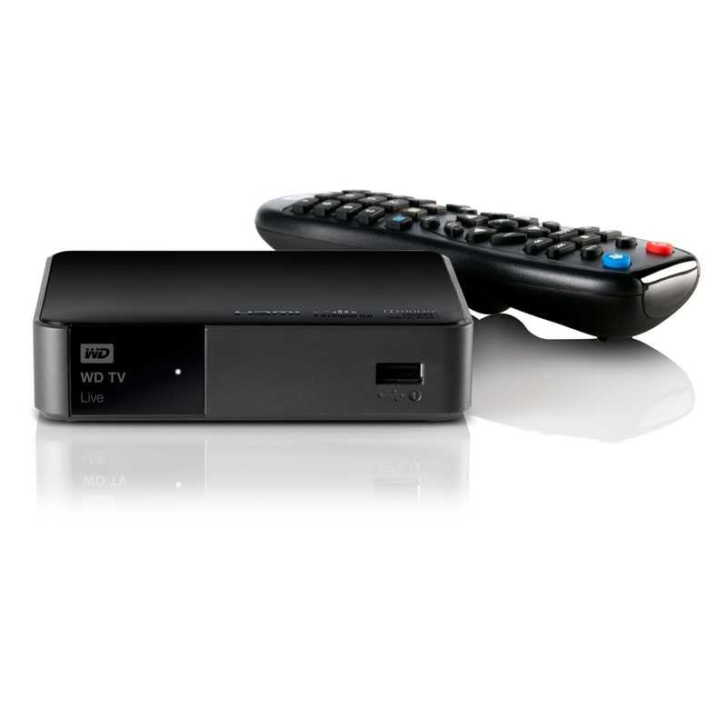 WD TV Live Streaming Media Player Best Ways To Stream To