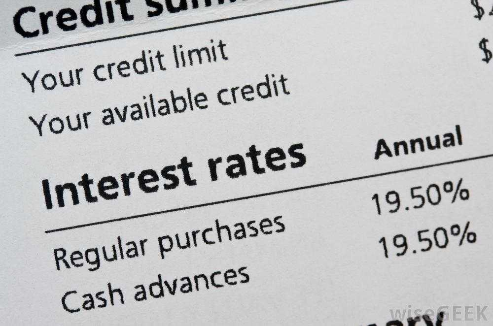 What Is A Purchase Finance Charge with Pictures