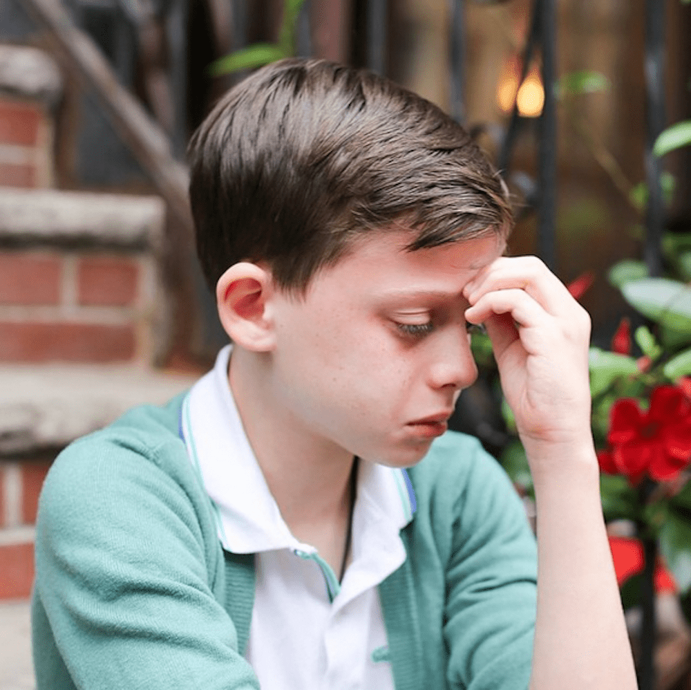 What This Young Gay Boy Revealed Will Break Your Heart