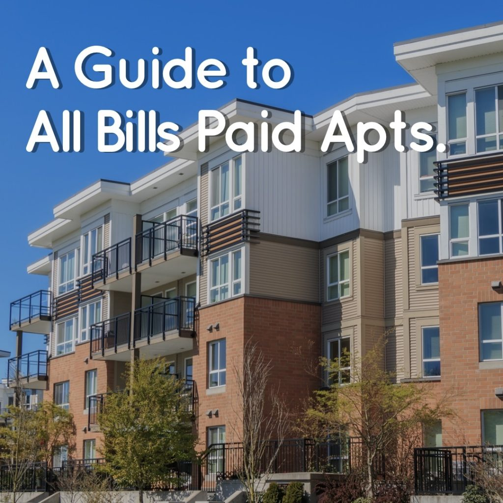 Why All Bills Paid Apartments Aren t Always Cheaper