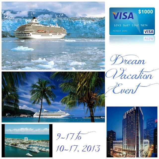 Win Your Dream Hotel And Cruise Vacation Plus 1000 00