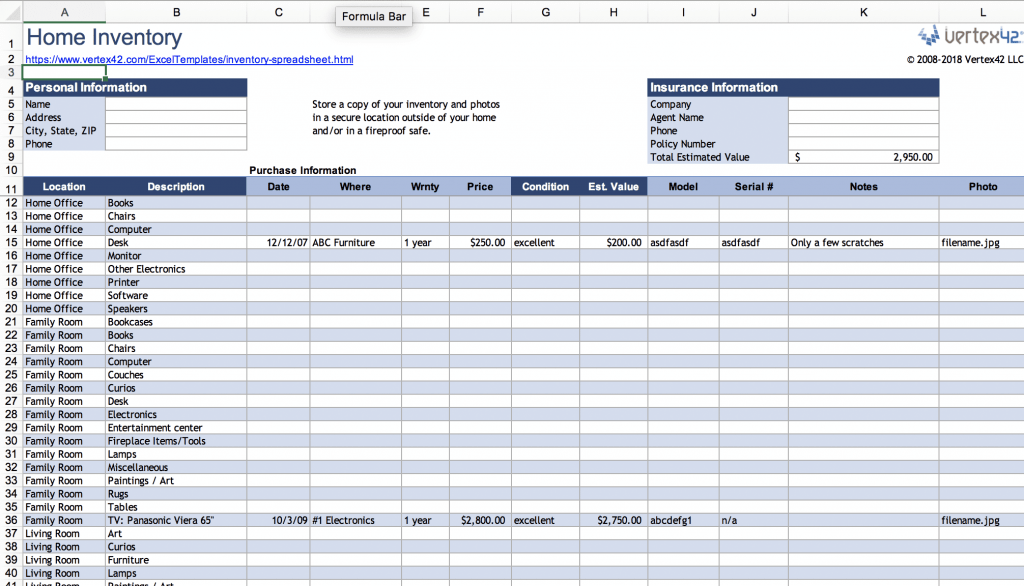 Top 10 Inventory Excel Tracking Templates Blog Sheetgo
