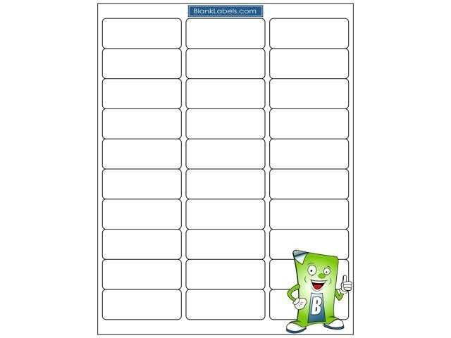 Avery 5160 Label Template Excel Williamson ga us