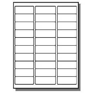 Freeware Archive AVERY 8160 TEMPLATE