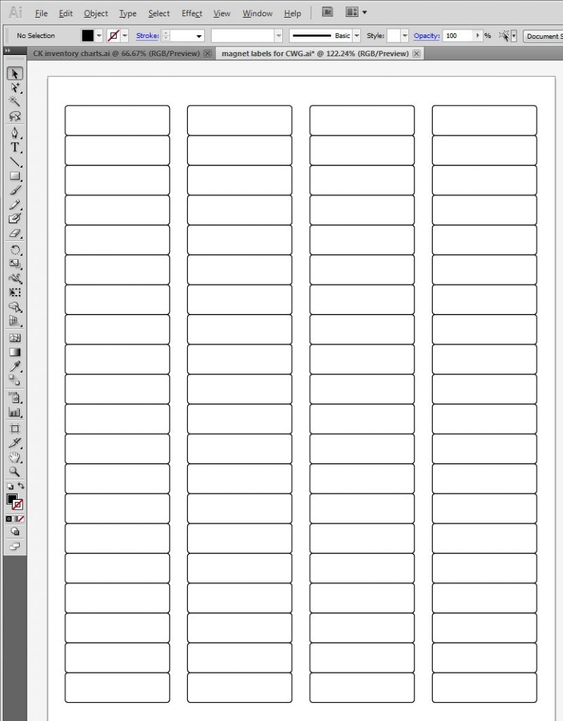 How To Make Sequential Coded Labels With Excel