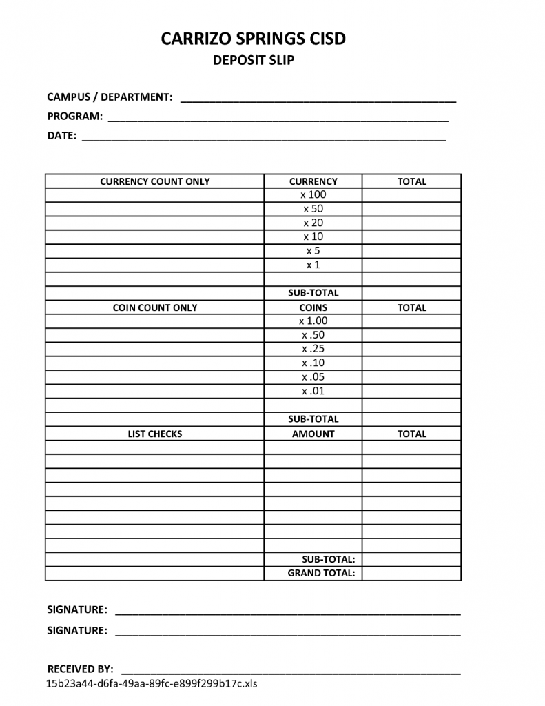 Cash Drawer Count Sheet Excel Balance Sheet Template