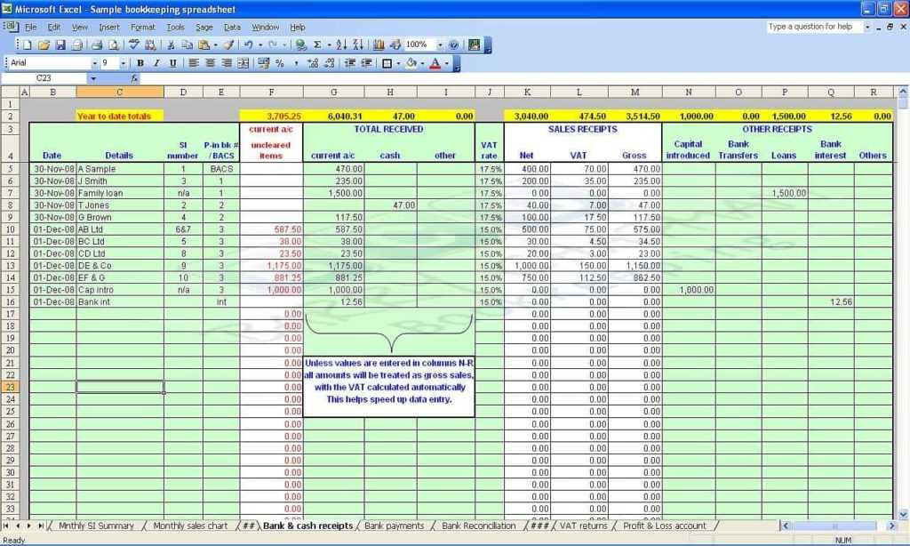 Church Tithing Excel Template Charlotte Clergy Coalition