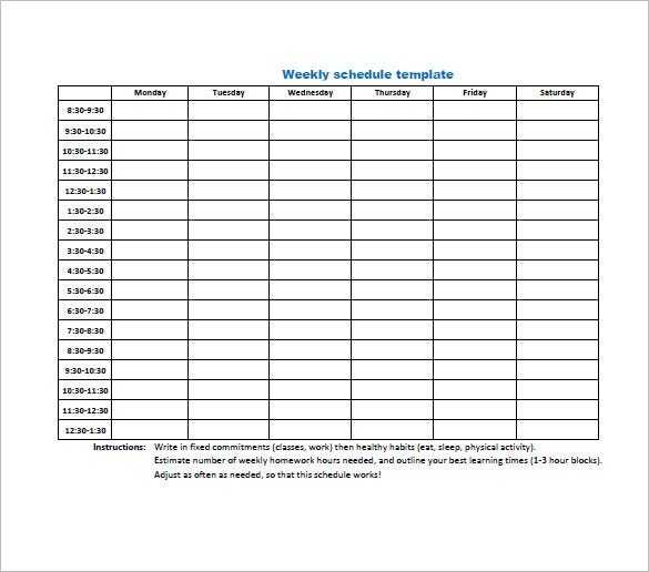 Class List Template 16 Free Word Excel PDF Format