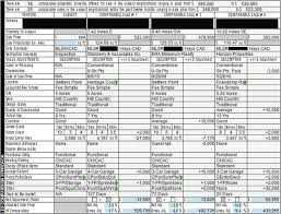 Real Estate Cma Excel Template Download