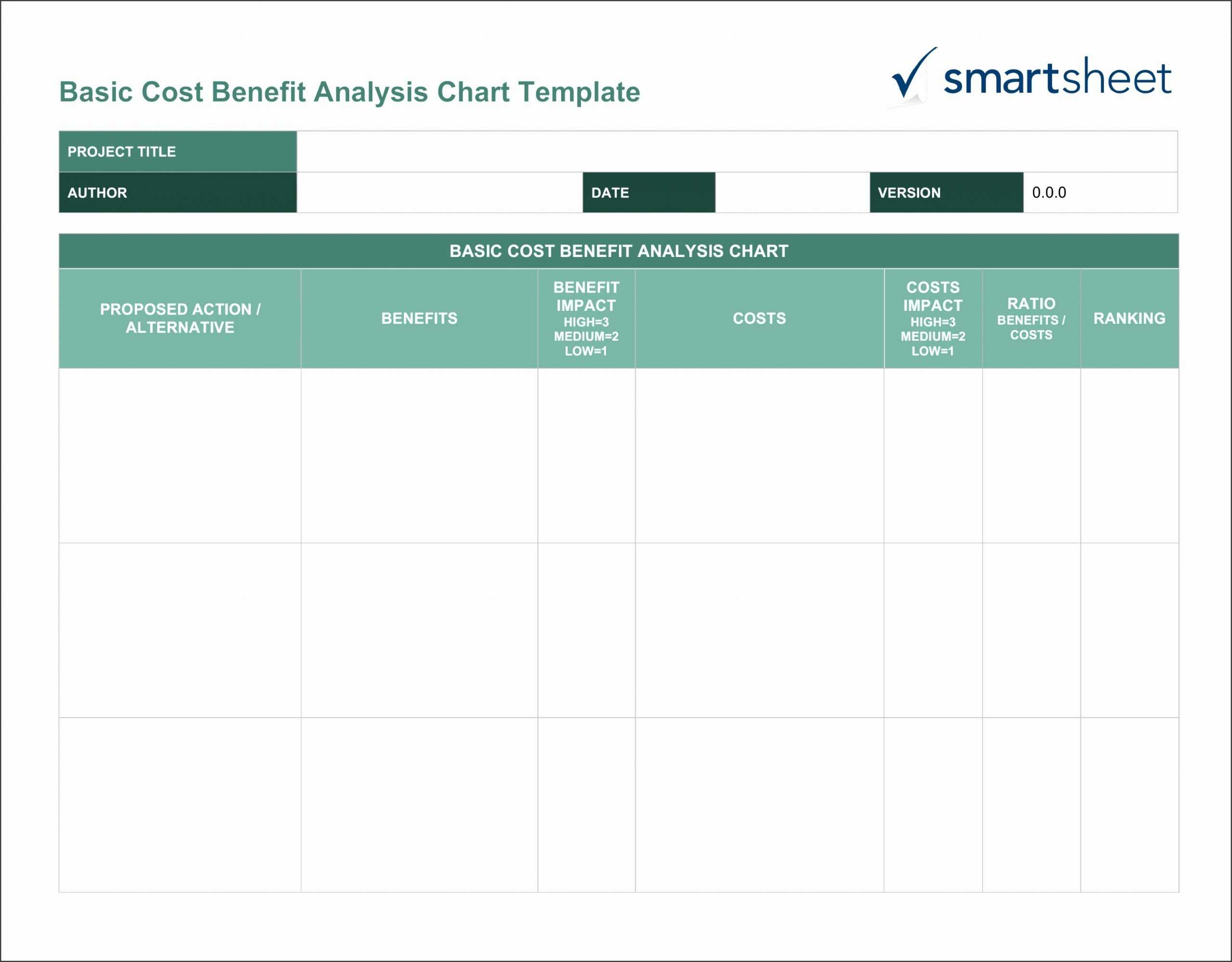 7 Cost Savings Analysis Template SampleTemplatess