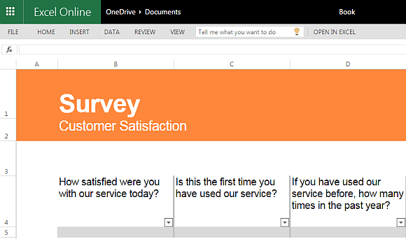Best Free Survey Templates For Excel