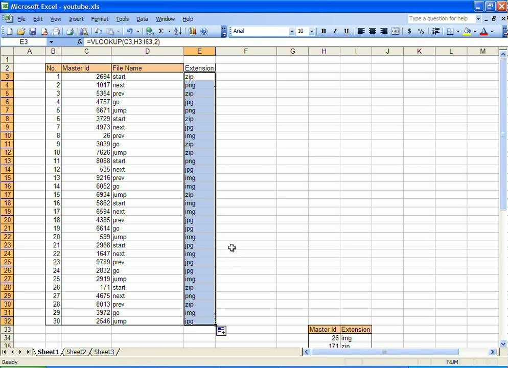 Mapping Data Using Microsoft Excel YouTube