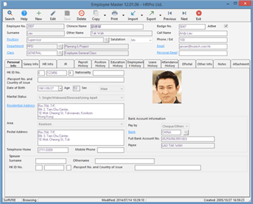 3 Employee Profile Templates Word Excel Formats