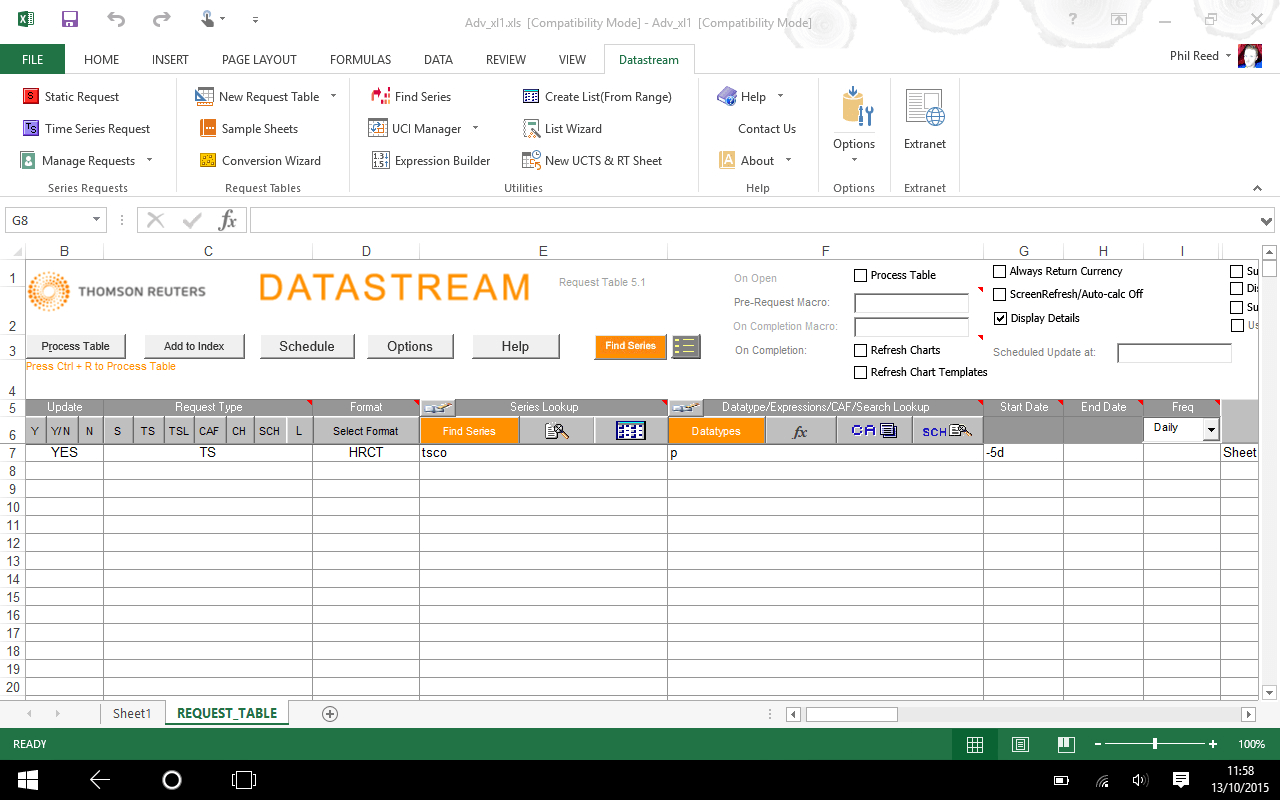 Excel Business Research Plus To Excel Database Template