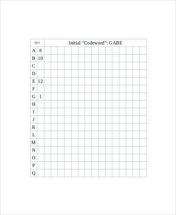 FREE 6 Sample Excel Graph Paper Templates In Excel PDF