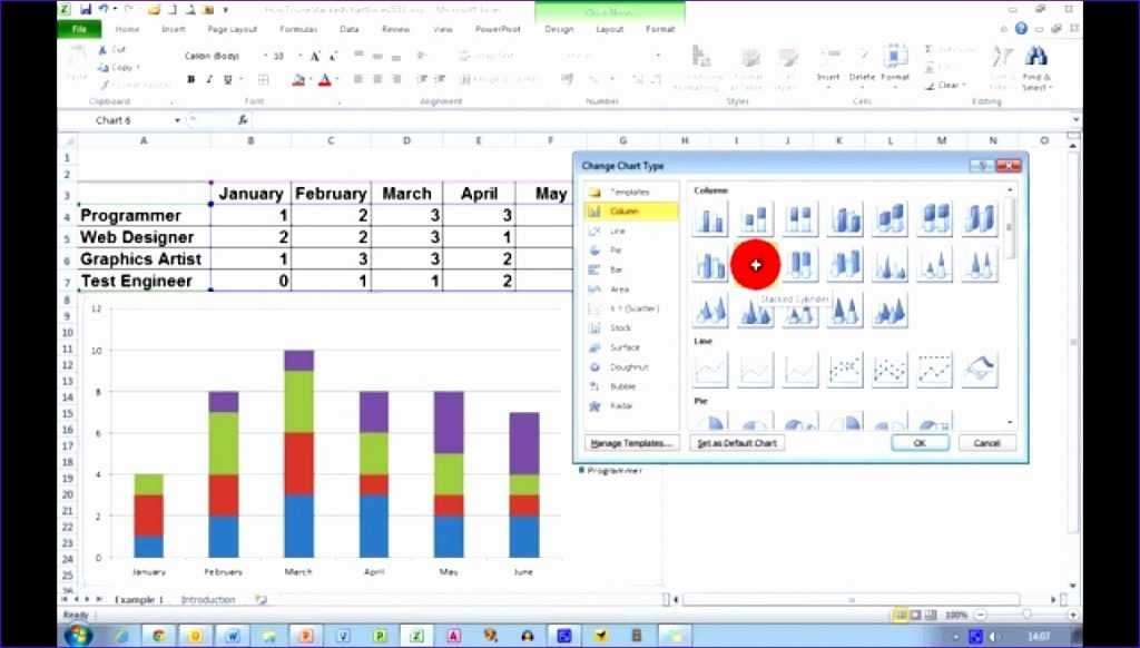 5 Histogram Template Excel Excel Templates Excel Templates