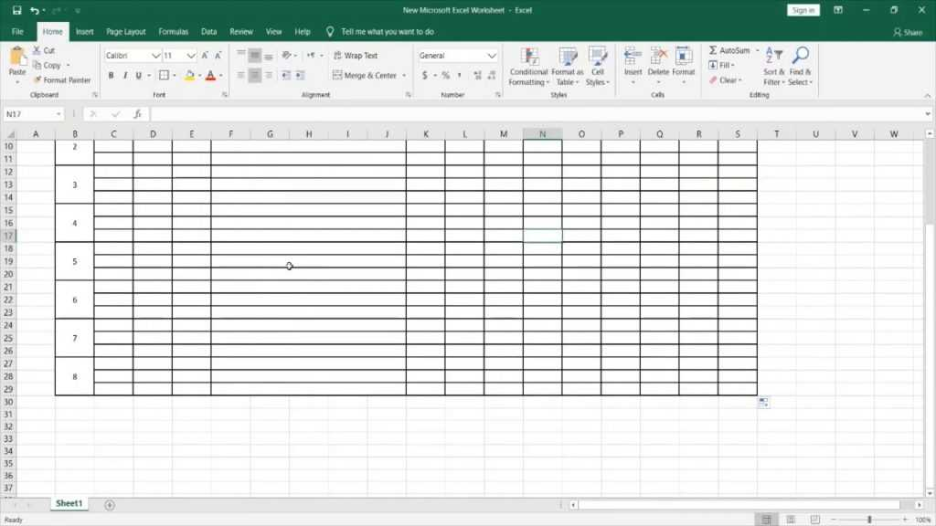 Create Your Own DB Distribution Board Panel Schedule