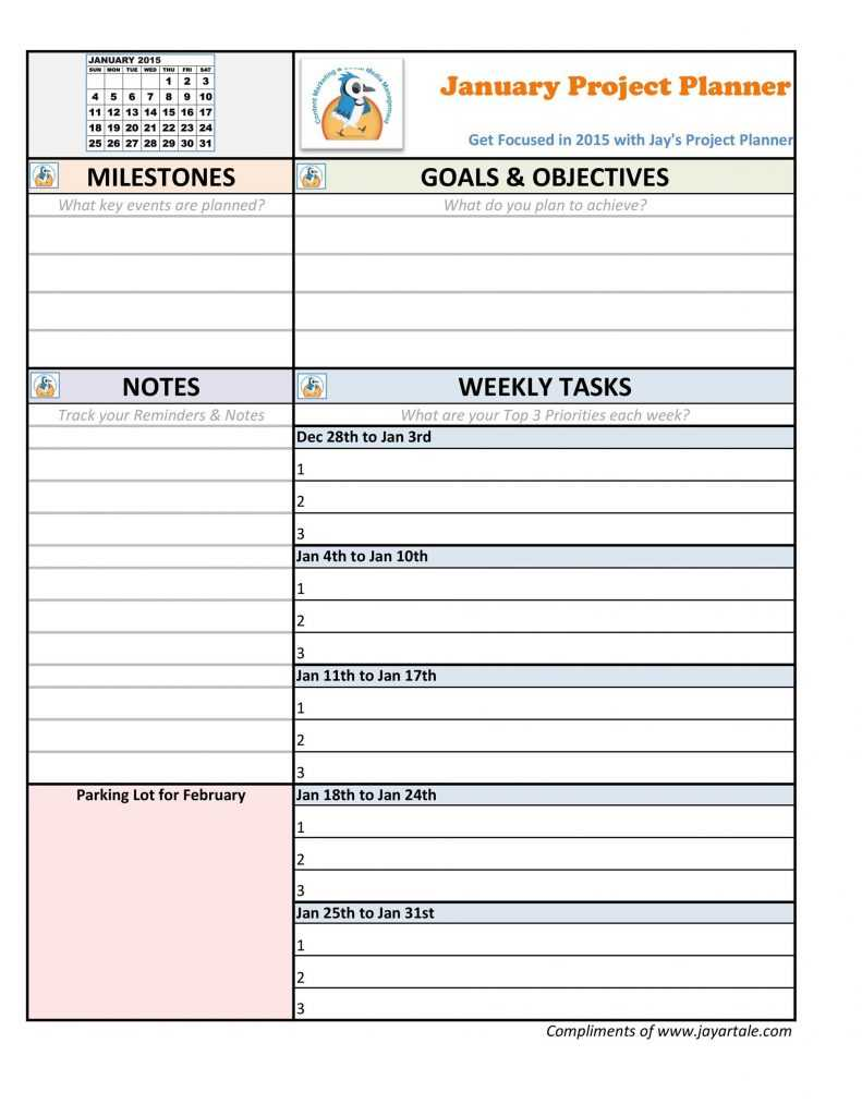 48 Professional Project Plan Templates Excel Word PDF
