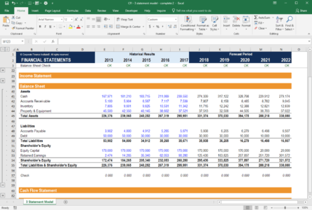 Financial Model Templates Download Over 200 Free Excel