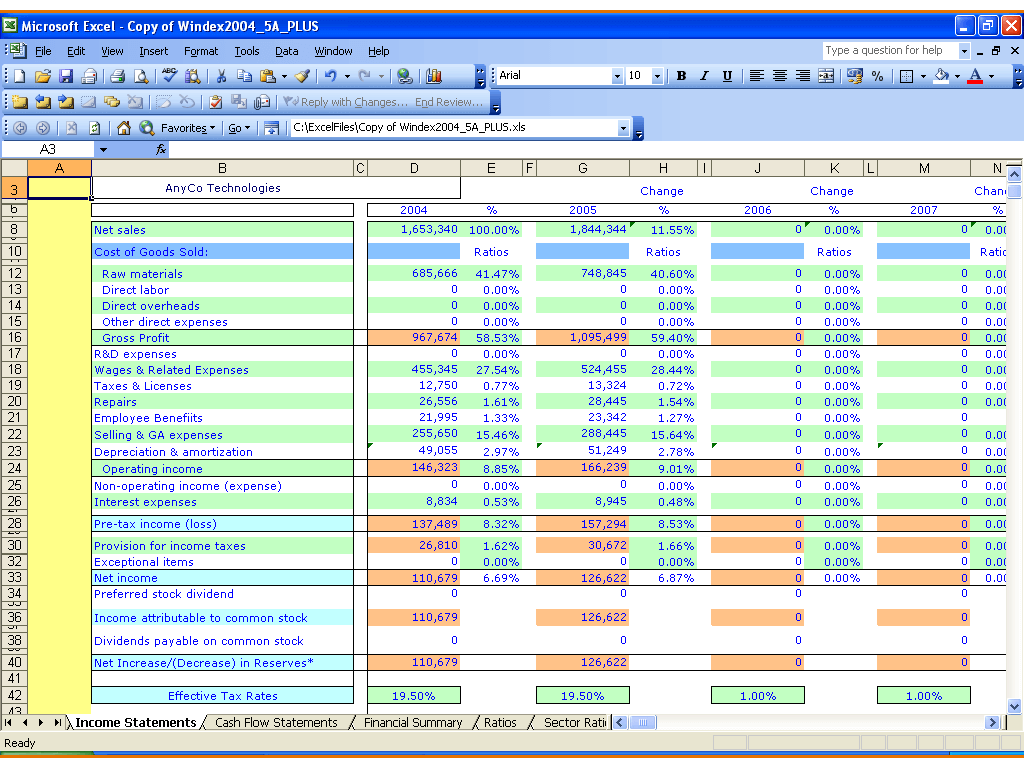Excel Report Templates The 3 Essential Templates You re