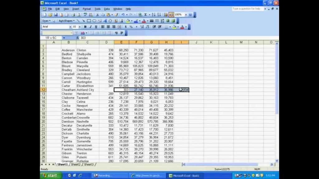 Copy PDF Text To Excel Spreadsheets YouTube