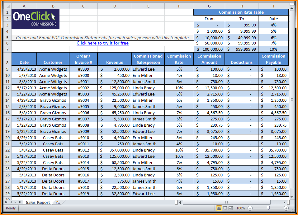 8 Payroll Reconciliation Excel Worksheet Simple Salary Slip