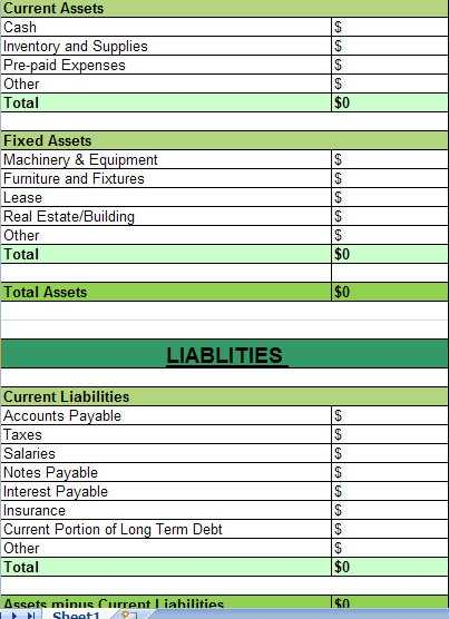 Excel Asset Tracking Template Asset Tracking Template