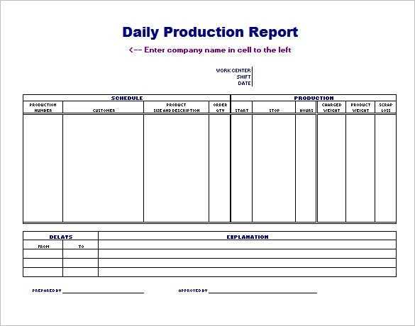 30 Production Scheduling Templates PDF DOC Excel