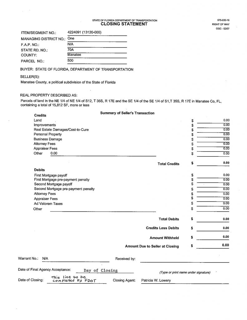 FREE 14 Closing Statement Forms In PDF MS Word
