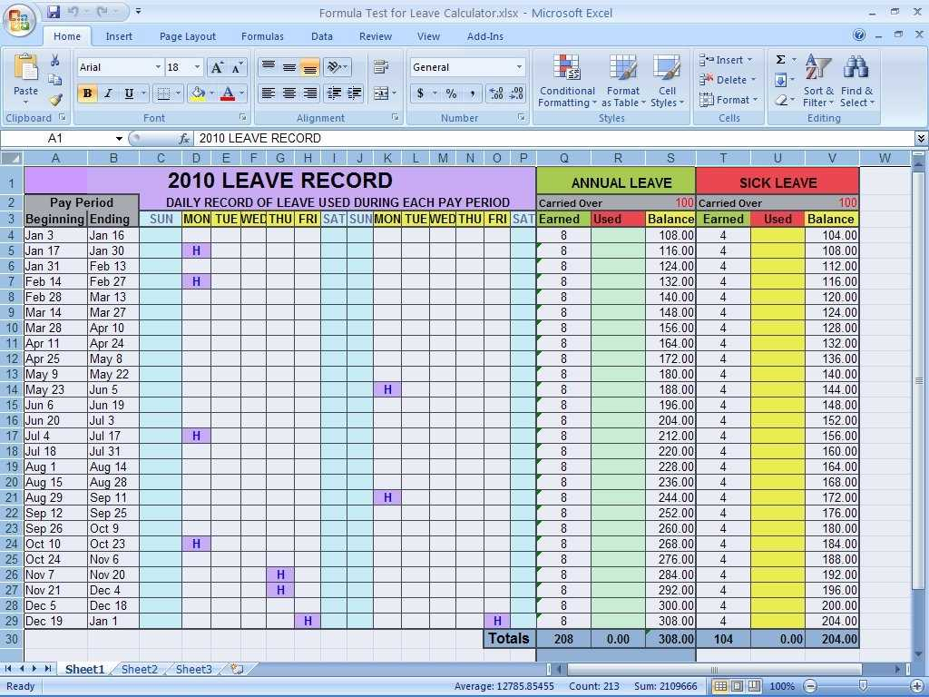 MS Excel 2007 Spreadsheet Question I Need To Calculate