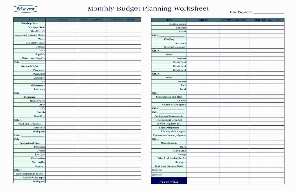 Tax Deduction Spreadsheet Template Excel Throughout Free