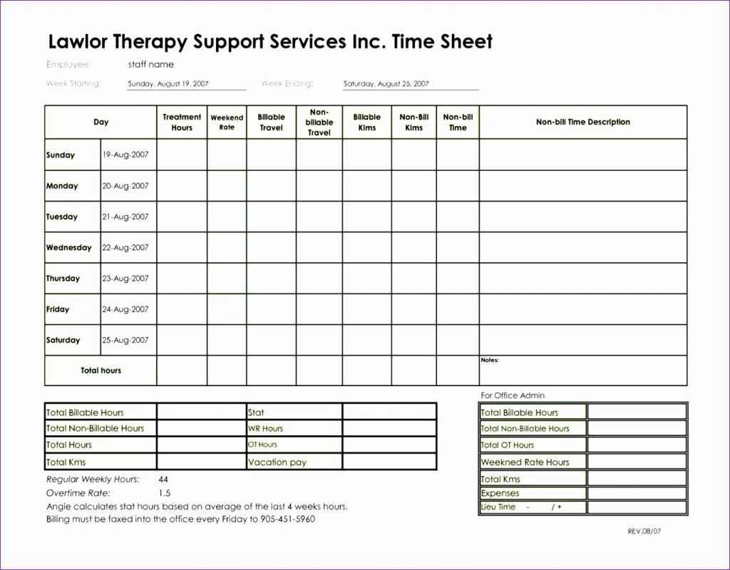 12 Timesheet Invoice Template Excel Excel Templates