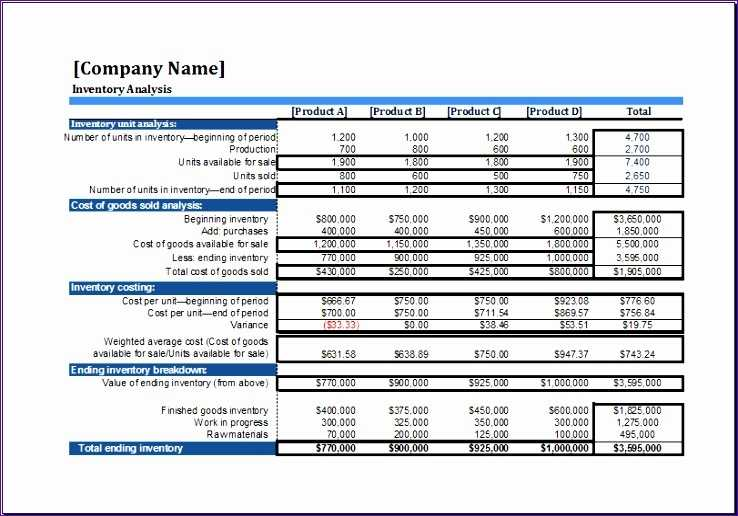 14 Trend Analysis Excel Template Excel Templates Excel