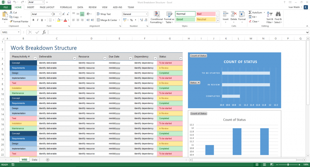 Verification And Validation Plan Template MS Word