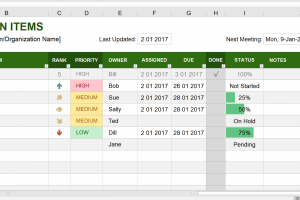 The 7 Best Project Management Templates For Excel 2020