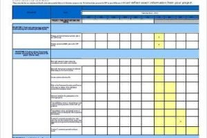 Excel Work Plan Template 12 Free Excel Documents