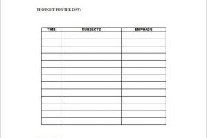 Basketball Practice Plan Template 3 Free Word Pdf