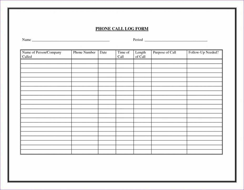 6 Sales Call Report Template Excel Excel Templates