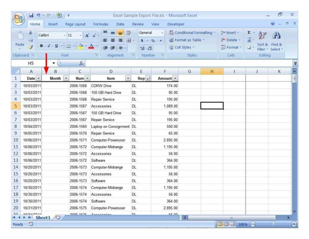 Computer Inventory List Excel Spreadsheet Db excel