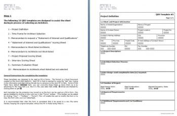 Construction Scope Of Work Template Word Excel PDF